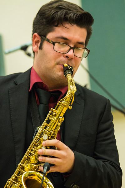 Adam Dib's Senior Recital - 2015-11-13