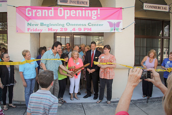 New Beginnings Grand Opening, Tarpon Springs, FL 5 29 2015