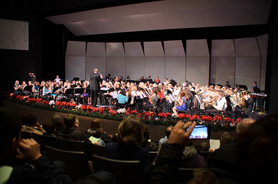 2013 Dec - Band Concert