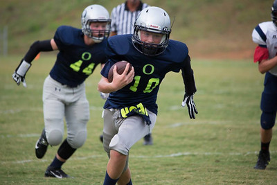 Middle School Football 2013