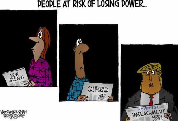 Losing Power?