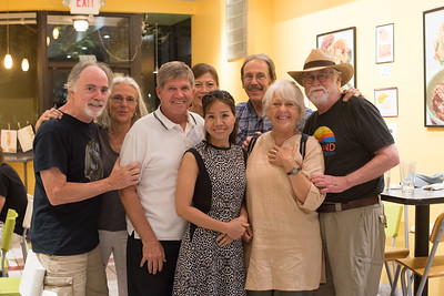 The Asian Connection - Friends Visit, July 15-23