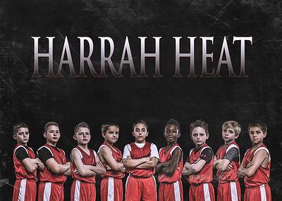 Harrah Heat