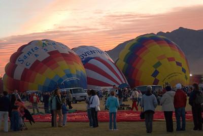Balloon Fiesta, AZ
