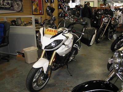 Bill's Motorcycle's