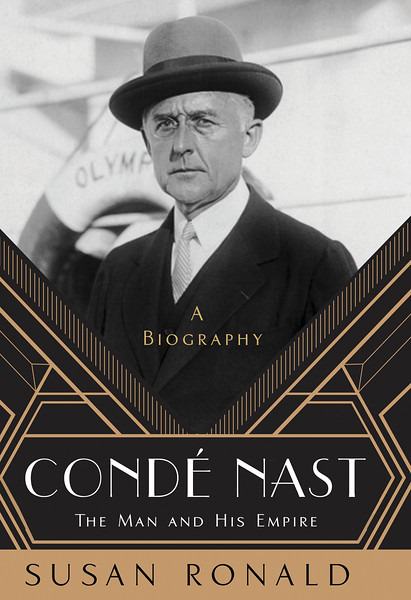 Cover of Conde Nast, A Biography by Susan Ronald.