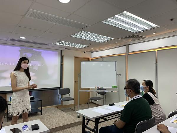 20210523 - 領袖才能培訓工作坊之PR/Media Workshop