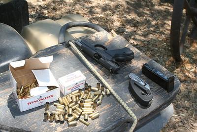 2008-06 Trip to California - Firearms Practice