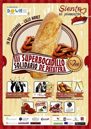 Superbocadillo Solidario 19-09-2015