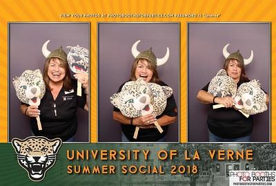 ULV Summer Social 2018