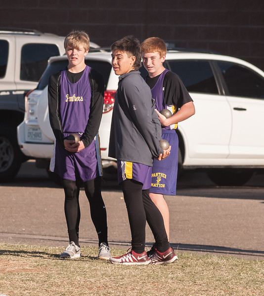 Panthers 8th District Track Meet @ Wellington, 4-8-2017
