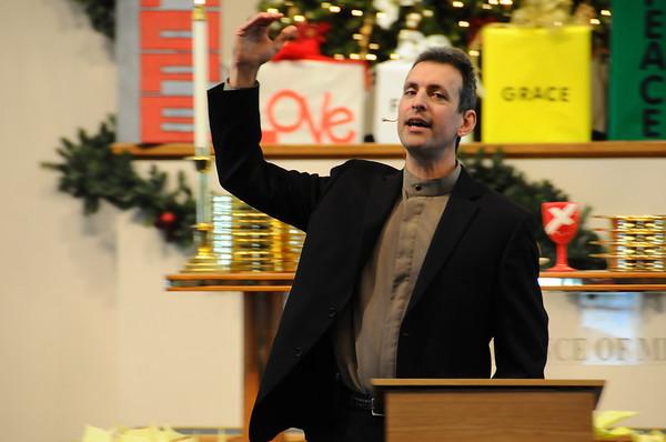 January 6th, 2013 Worship Service