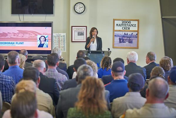 LAWA Employee Forum- Van Nuys 2018