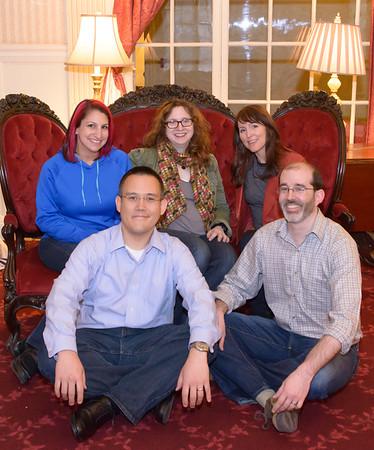 Miscellany News Reunion 2014