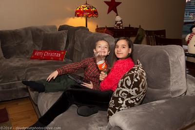 2014 Kowalczyk Faily Christmas Card