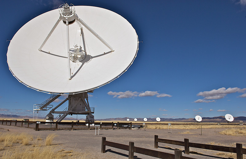Very Large Array, Socorro County, New Mexico