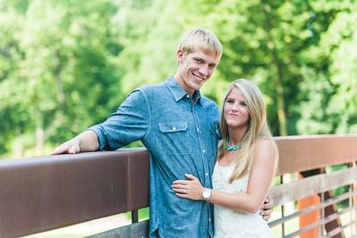 Caroline + Zack
