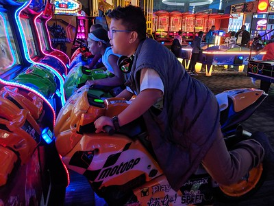 2019-05-22 - Tre's Dave and Buster's Trip