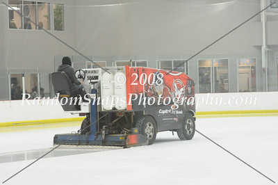 FBI vs DEA Charity Ice Hockey Match-- 11-12-2011