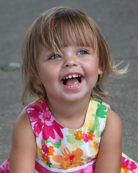 Ella is 2!