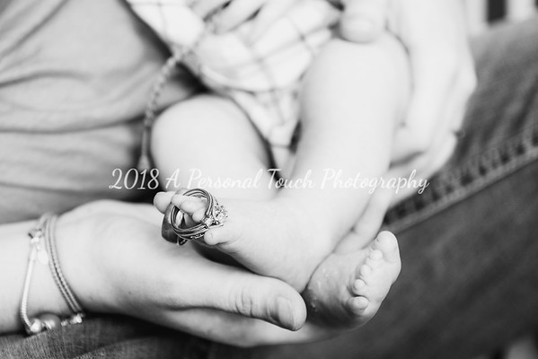 Jessica and family 2018