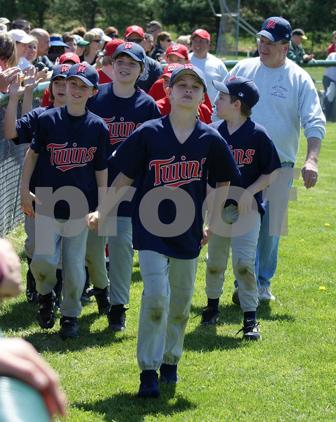 East Granby LL Opening Ceremonies 042410