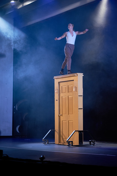 Dance Gala: DIAVOLO | Architecture in Motion