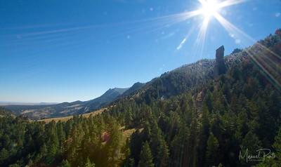 ElDorado Canyon South Mesa Trail