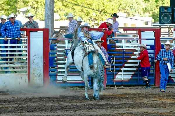 Willits Frontier Days Rodeo 2017