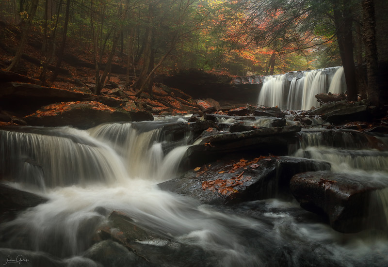 Oneida Falls at Ricketts Glen, PA