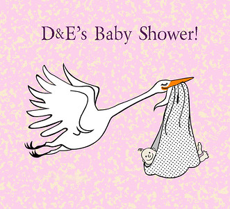 D and E Baby Shower! Oct. 2017