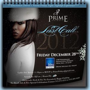 Bleu 12-28-12 Friday