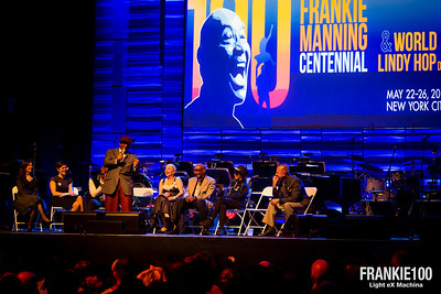 Frankie 100 - Frankie Manning: Remembering the Man