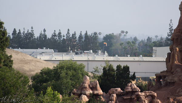 Disneyland Resort, Disneyland, Adventureland, Tarzan, Treehouse, Frontierland, Big, Thunder, Mountain, Railroad, Star, Wars, Star Wars, Land, Construction, Trail, Ranch, Jamboree