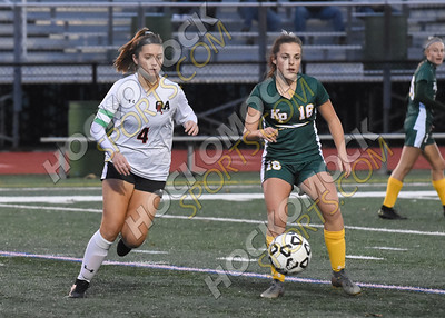 King Philip - Oliver Ames Girls Soccer 11-7-19