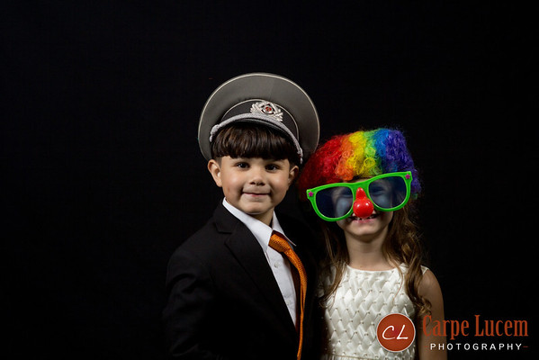 Fabiana and Guilherme's Wedding Photo Booth
