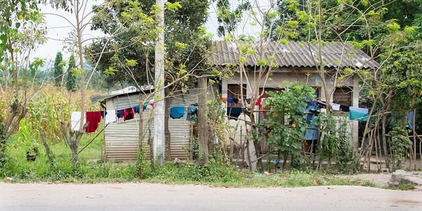 Hogar Materno - Poor Living Conditions
