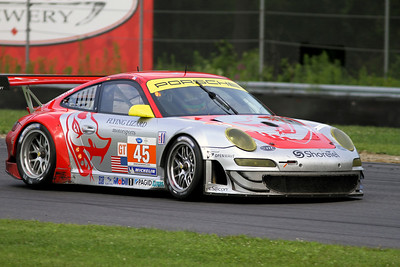 2010 ALMS at Lime Rock Park