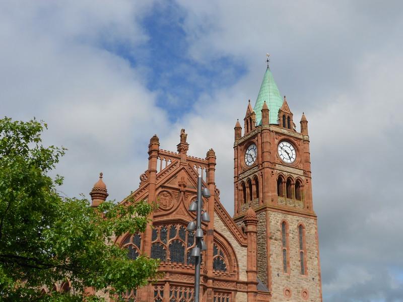 Derry, Northern Ireland 2013
