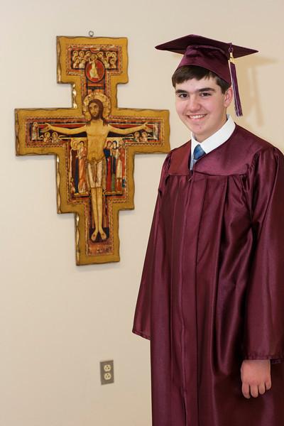 Nathan's 8th Grade Graduation