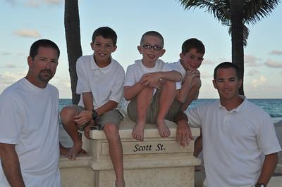 Scott Family FL trip July 2012