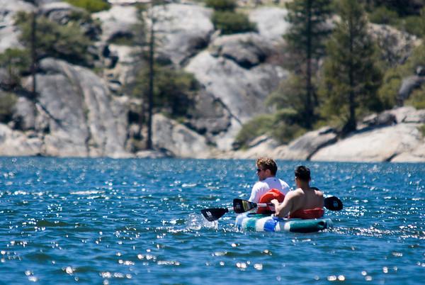 Pinecrest Lake Camping 06-04-10