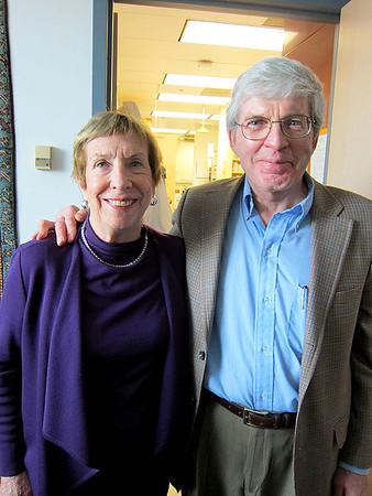 Sue Korkin & Jim Lackner