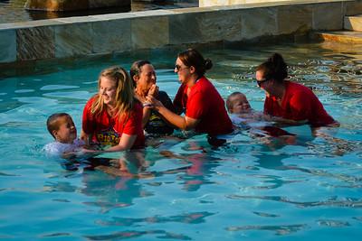 2013-06-29 VBS Baptism