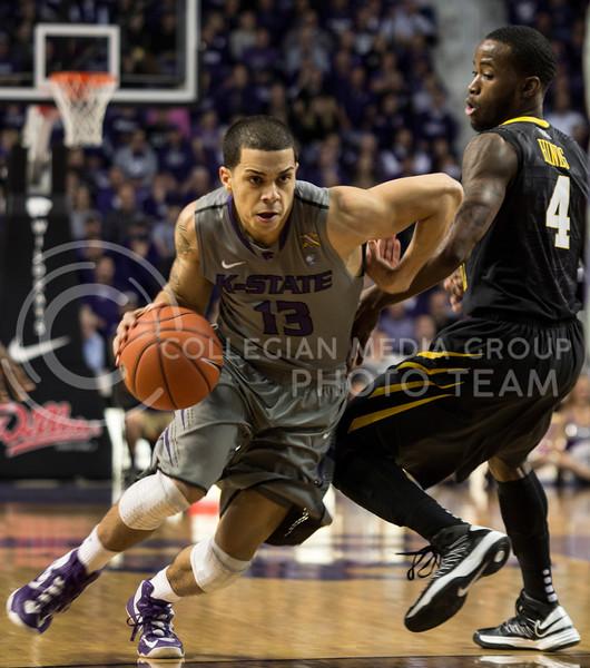 2.18.13 - Men's Basketball vs. West Virginia