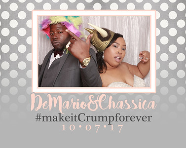 DeMario and Chassica Crump
