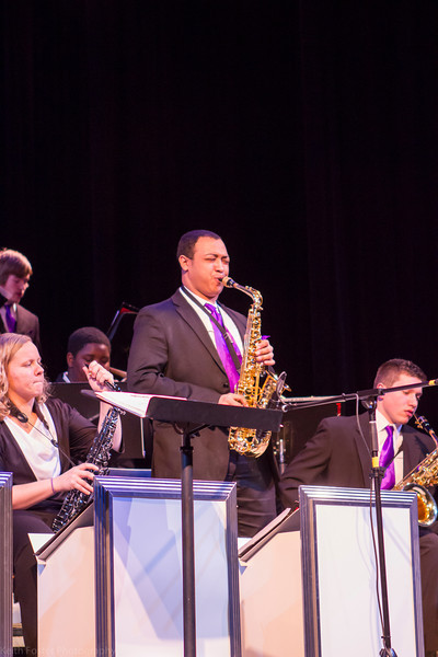 Missouri Valley Jazz Band 2014
