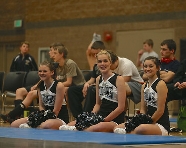Outlaw Wrestling Dual Meet vs Sutherland & LaPine 1-06-15