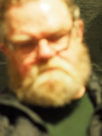 weird beard selfies