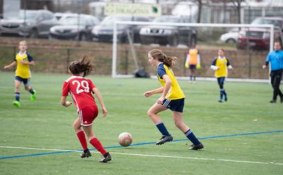 Caitlins last soccer game 2019